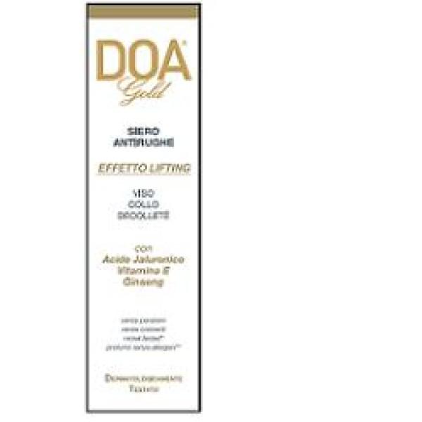 Doa Gold Siero Anti-Rughe Effetto Lifting 30 ml