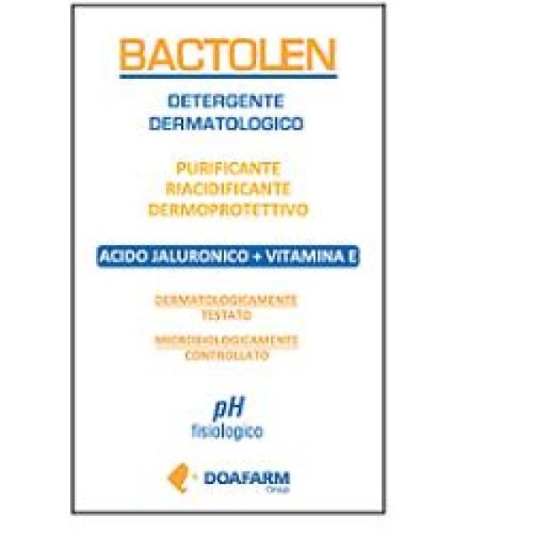 Bactolen Detergente Dermatologico Purificante 250 ml