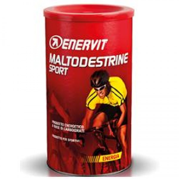 Enervit Maltodestrine Sport 450 grammi - Integratore Carboidrati