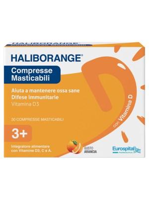 Haliborange 30 30 Compresse Masticabili - Integratore Vitamina D