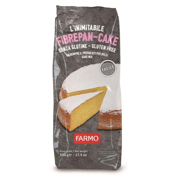 FARMO FibrePan Cake S/G 500g