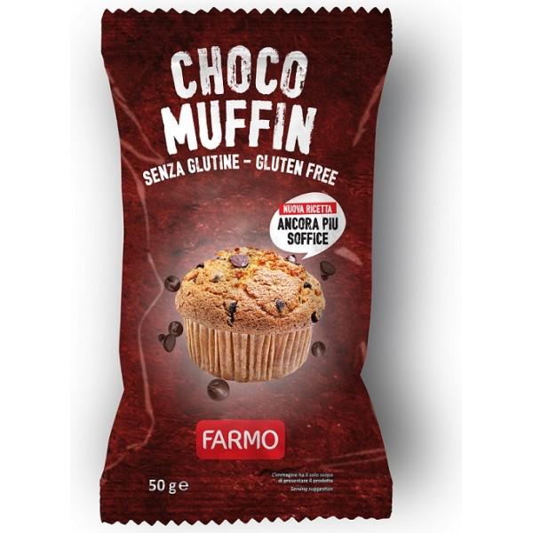 FARMO ChocoMuffin S/G Cioc.50g