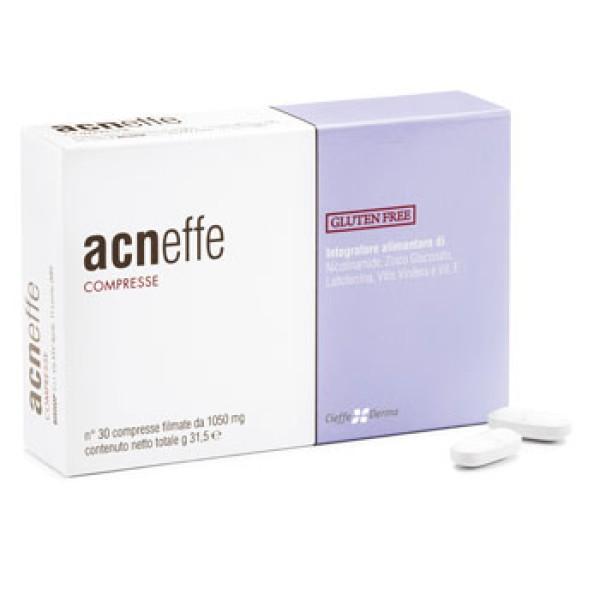 Acneffe 30 Compresse - Integratore Anti Acne