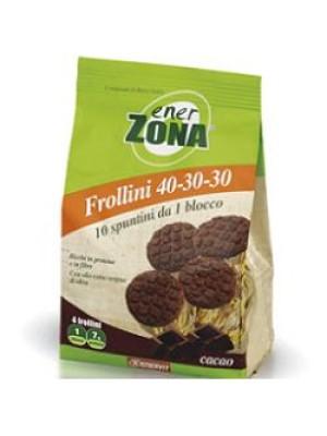 Enerzona Frollini Cacao 250 grammi