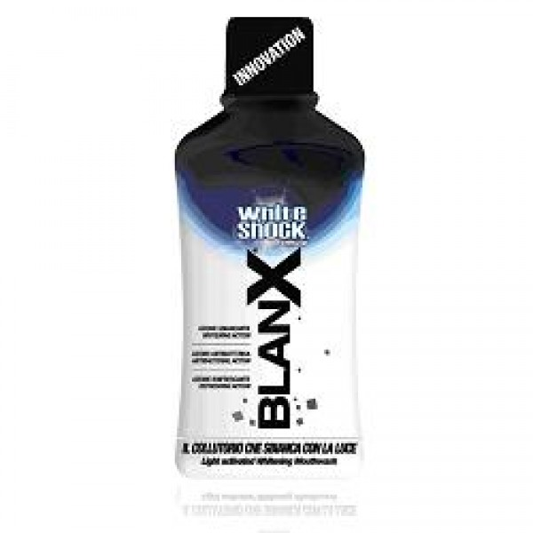 Blanx White Shock Collutorio 500 ml