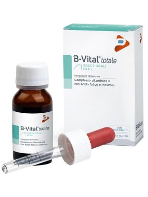B-Vital Totale Gocce 30 ml - Integratore Alimentare