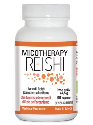 Micotherapy Reishi 30 Capsule - Integratore Difese Immunitarie