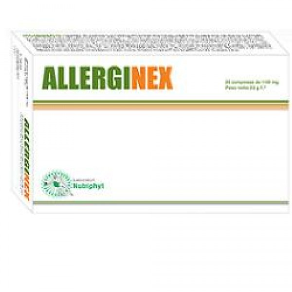 Allerginex 20 Compresse - Integratore Alimentare
