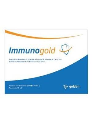 Immunogold 20 Bustine - Integratore Alimentare