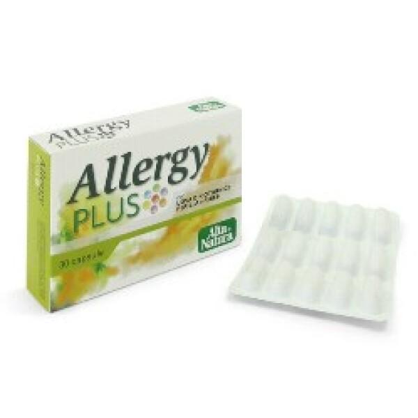 Allergy Plus 30 Capsule - Antiallergico Naturale