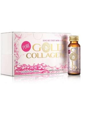 Pure Gold Collagen 10 Flaconcini - Integratore Per La Pelle