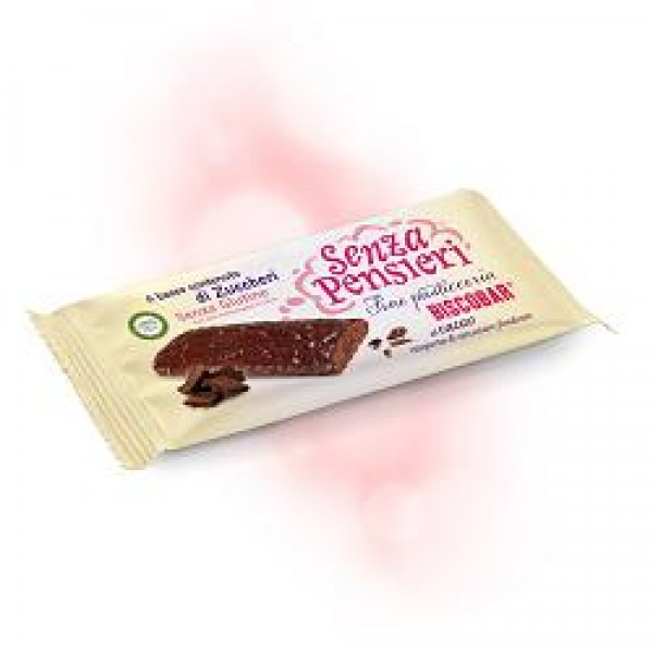 S/PENSIERI Biscobar Cacao 25g
