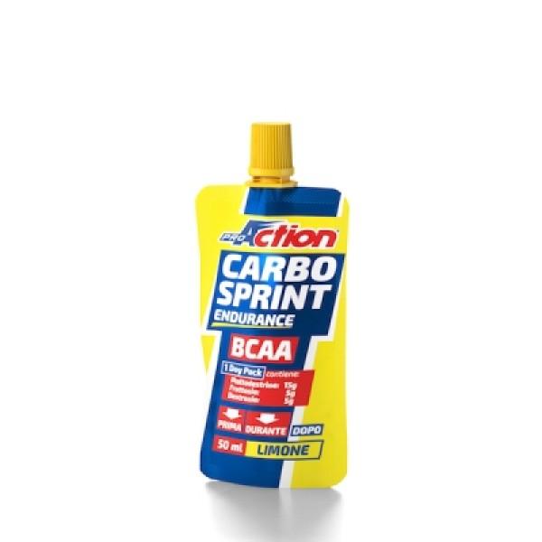 CARBO Sprint BCAA Limone 50ml