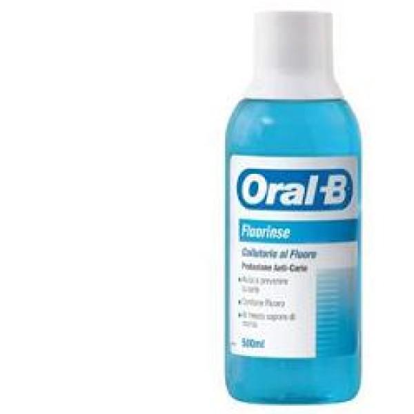 Oral-B Fluorinse Collutorio Bipacco 2 x 500 ml