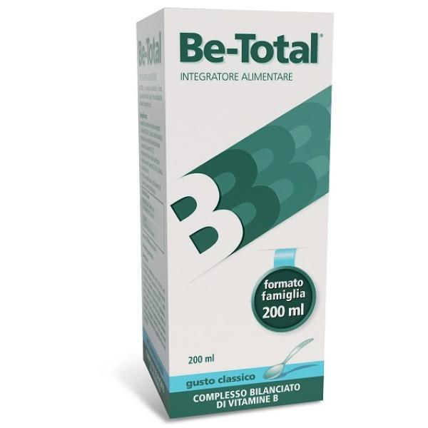 Be-Total Sciroppo 200 ml - Integratore Vitamine B