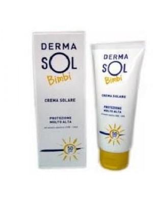 Dermasol Crema Solare Bambino SPF 50+ 100 ml