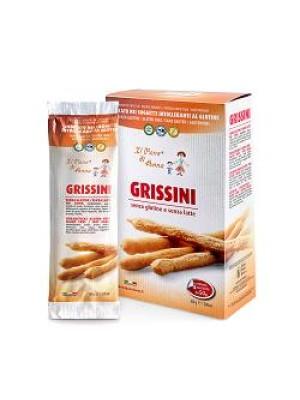 PANE ANNA Grissini S/G 200g