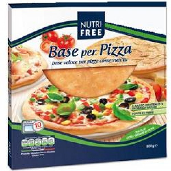 NUTRIFREE Base Pizza 200g