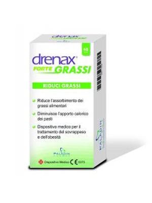Drenax Forte Grassi Integratore Sovrappeso ed Obesità 45 Compresse
