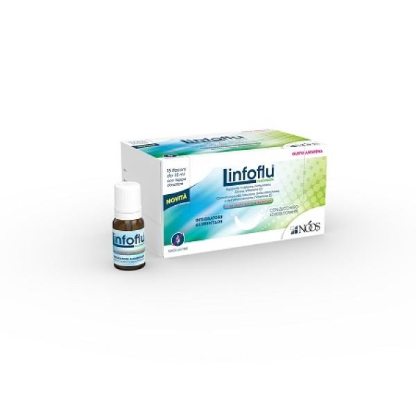 Linfoflu 15 Flaconcini - Integratore Difese Immunitarie