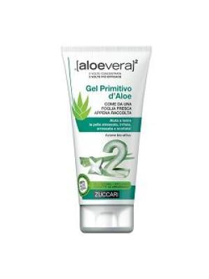 Zuccari AloeVera2 Gel Primitivo d'Aloe Idratante Protettivo 150 ml