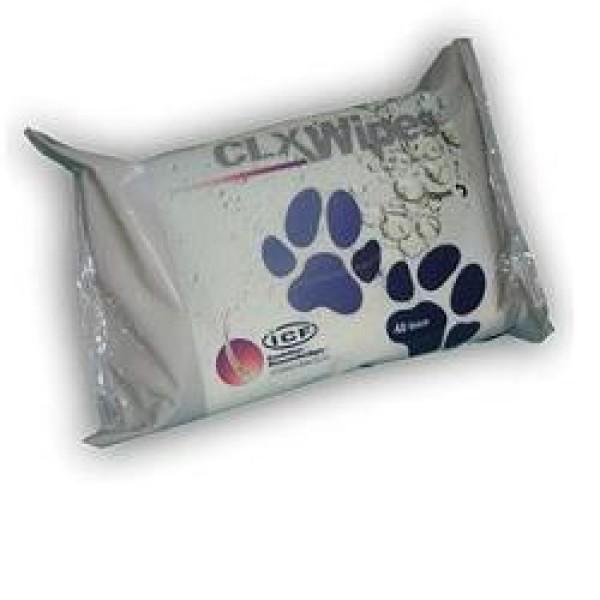 Clorexyderm Wipes Salviette Disinfettanti Cani e Gatti 40 pezzi