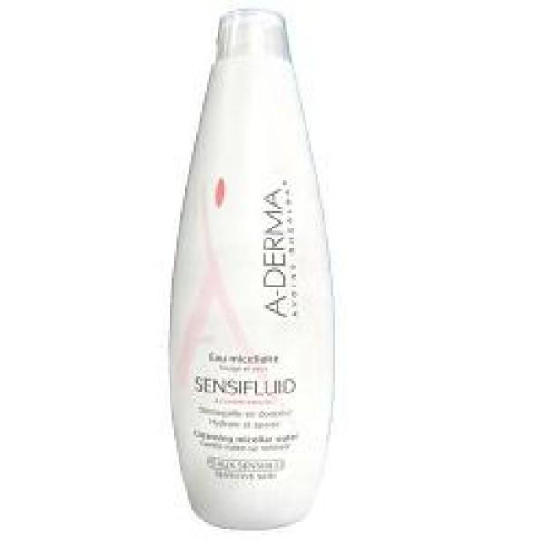 A-Derma Sensifluid Acqua Micellare Struccante Detergente 250  ml