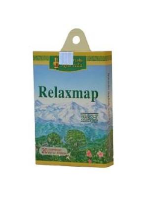Relaxmap 20 Compresse - Integratore Rilassante