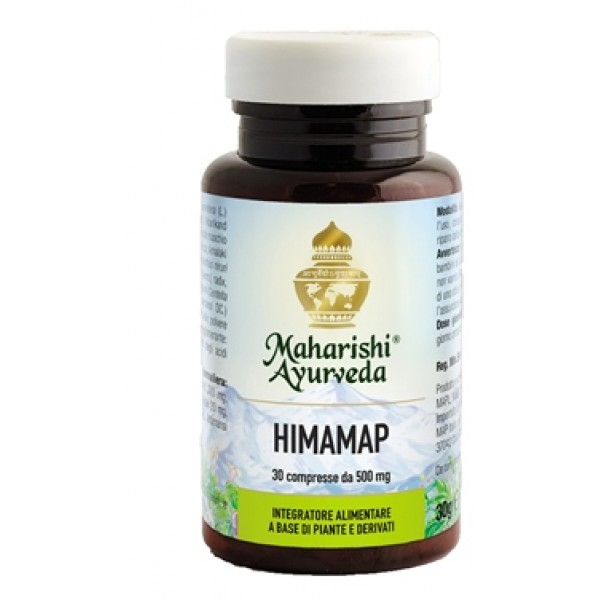 Himamap 30 Compresse - Integratore Difese Immunitarie