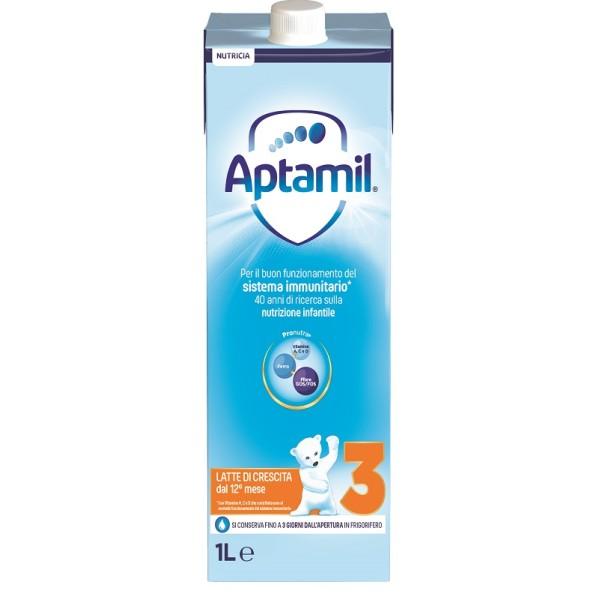 Aptamil 3 Latte Crescita Liquido 1000ml
