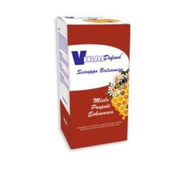 Viral Defend Sciroppo Balsamico 200 ml - Integratore Difese Immunitarie