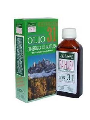 Raihuen Olio 31 Gocce 100 ml