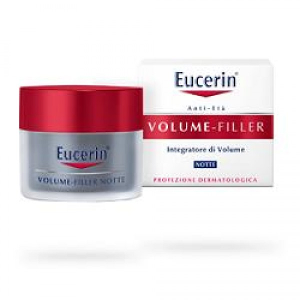 Eucerin Hyaluron-Filler + Volume-Lift Crema Notte 50ml