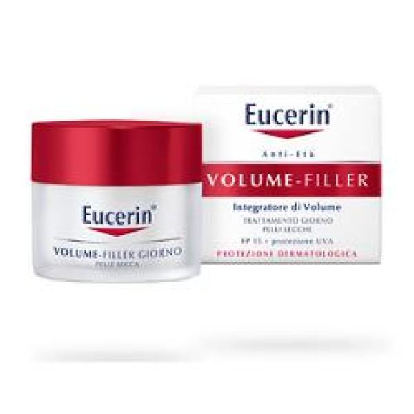 Eucerin Hyaluron-Filler + Volume-Lift Crema Giorno Pelli Secche 50ml