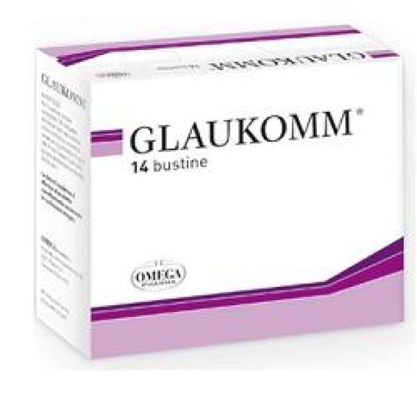 Glaukomm 14 Bustine - Integratore Vista