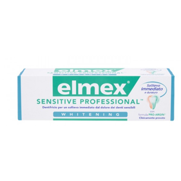 Elmex Sensitive Professional Whitening Dentifricio Sbiancante 75 ml