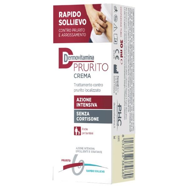 DermoVitamina Prurito Crema 30 ml