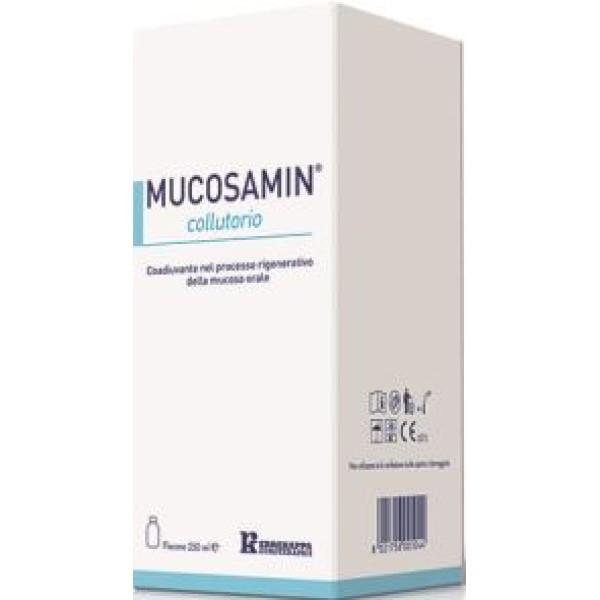Mucosamin Collutorio Coadiuvante Mucosa Orale 250 ml