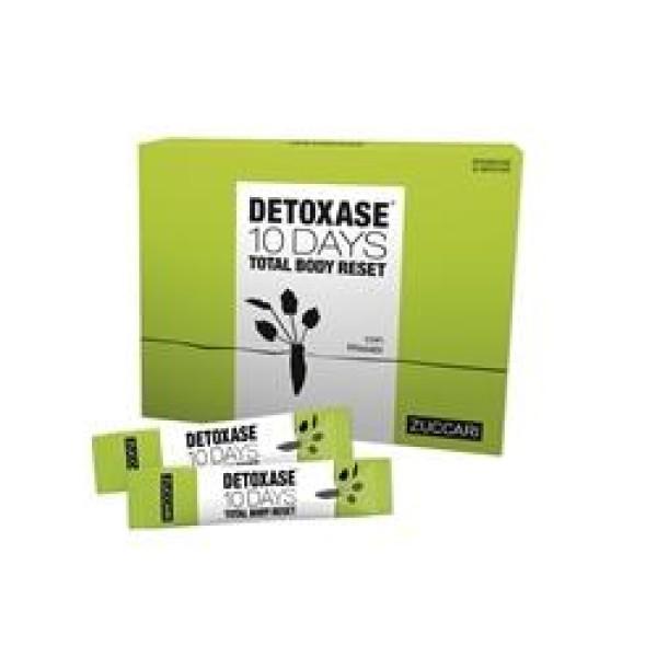 Detoxase 10 Days Total Body 10 Bustine - Integratore Detossicante