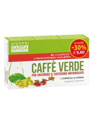 Phyto Garda Caffe' Verde 30 Capsule - Integratore Antiossidante