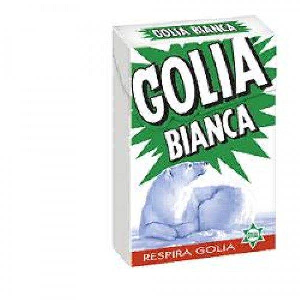 Golia Bianca Caramelle 49 grammi