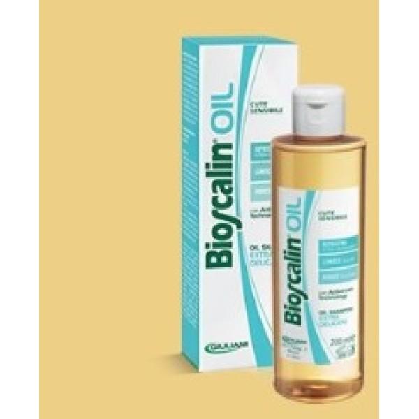 Bioscalin Oil Shampoo Extra Delicato Cuoio Capelluto Irritato 200ml