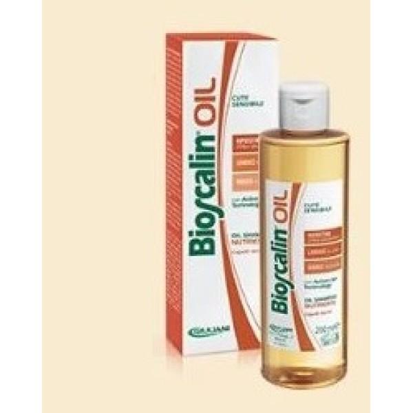 Bioscalin Oil Shampoo Extra Delicato Nutriente Cuoio Capelluto Sensibile 200ml