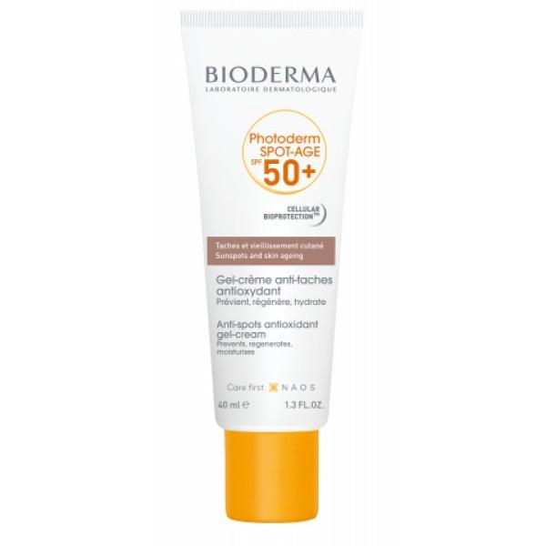 Bioderma Photoderm Spot SPF 50+ Crema Solare Viso Antimacchie 30 ml