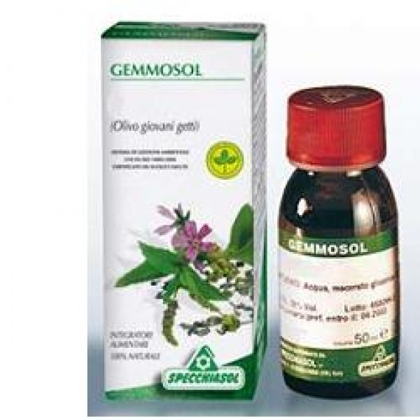 Specchiasol Gemmosol 16 Castagno 50 ml