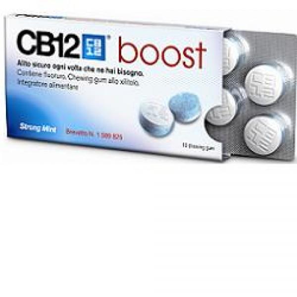 Cb12 Boost Alito Cattivo 10 Gomme Masticabili