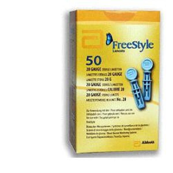 Freestyle Lancette Pungidito Glicemia 50 pezzi