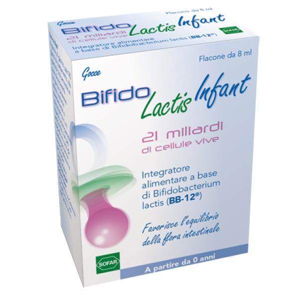 Bifido Lactis Infant Gocce Integratore 8 ml