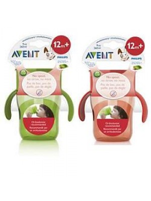 Avent Tazza Natural Drink +12 Mesi 260 ml