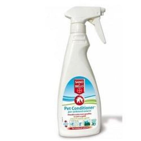 Bayer Pet Conditioner Ambienti Esterni Disabituante Cani e Gatti 500 ml